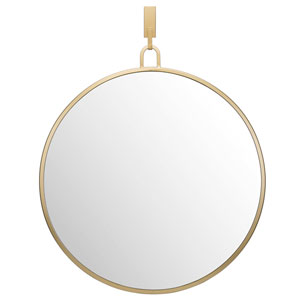 Casa Gold Stopwatch Mirror