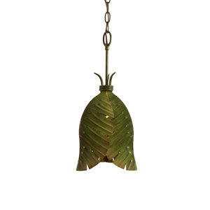 Banana Leaf Mini Pendant