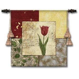 Seasons IV Woven Wall Tapestry