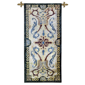 Celtic Design I Woven Wall Tapestry