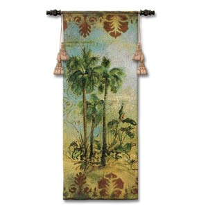 Curacao II Woven Wall Tapestry