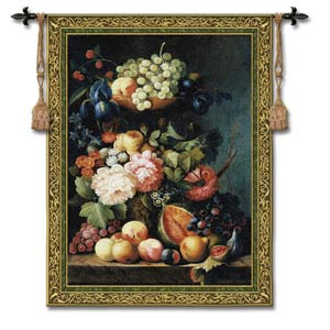 Fruit Medley Woven Wall Tapestry