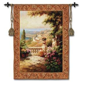 Terrazo II Woven Wall Tapestry