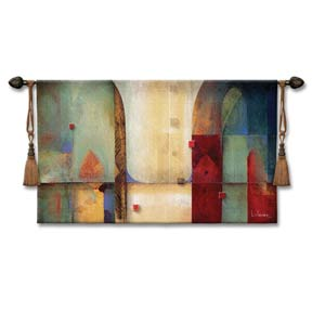 Orchestration Woven Wall Tapestry