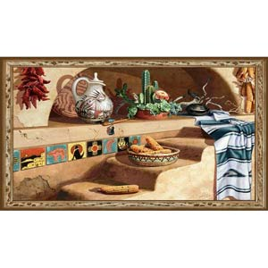 Southwest Still Life Tapestry Wall Hanging