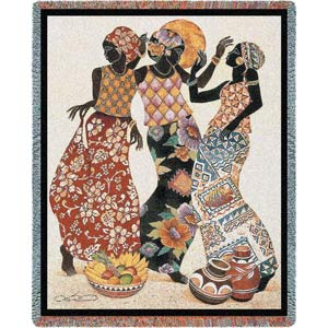 Jubilation Tapestry Throw