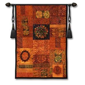 Guatemala Woven Wall Tapestry