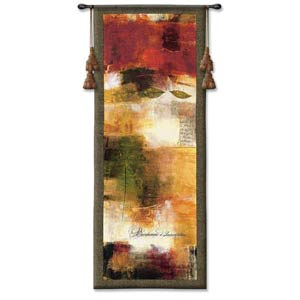 Inscription Woven Wall Tapestry