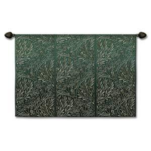 Morris Arboretum Woven Wall Tapestry