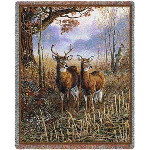 Country Treasures Throw