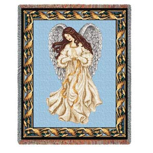 Guardian Angel Throw
