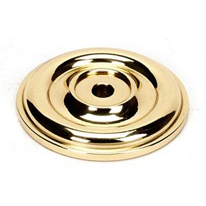 Polished Brass 1 5/8-Inch Rosette