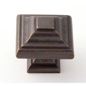 Barcelona Brass 1 1/4-Inch Knob