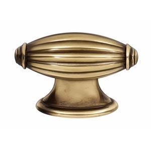 Tuscany Polished Antique 1 1/2-Inch Knob