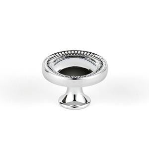 Regal Polished Chrome 1 1/4-Inch Knob