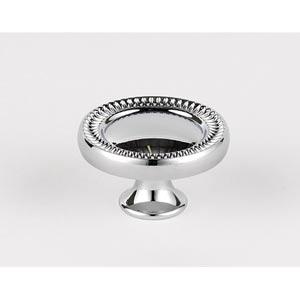 Regal Polished Chrome 1 1/2-Inch Knob