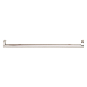 Circa Polished Chrome 1.5-Inch Cabinet Pull