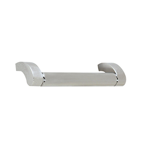 Circa Polished Chrome 3.5-Inch Cabinet Pull