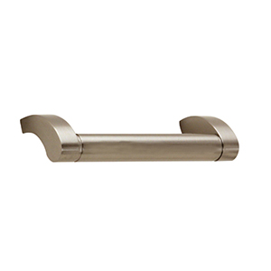Circa Satin Nickel 3.5-Inch Cabinet Pull