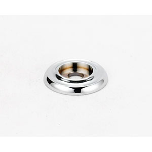 Polished Chrome 1-Inch Backplate