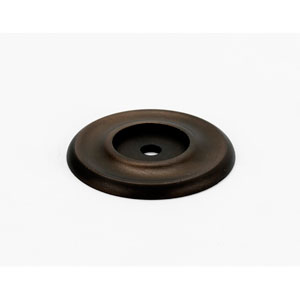 Chocolate Bronze 1 1/4-Inch Backplate