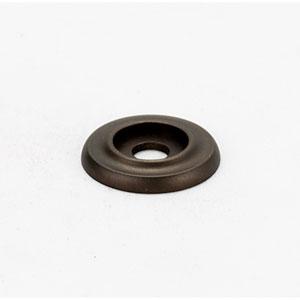 Chocolate Bronze 3/4-Inch Backplate