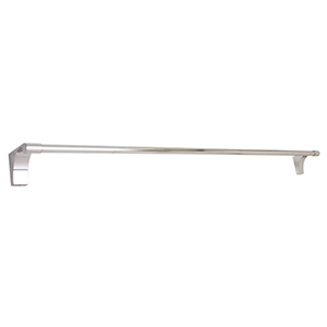 Luna Polished Chrome 30-Inch Towel Bar