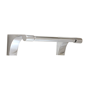 Luna Polished Chrome Tissue Holder