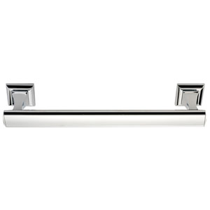 Manhattan Polished Chrome 12-Inch Towel Bar