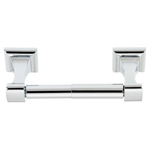 Manhattan Polished Chrome Tissue Holder