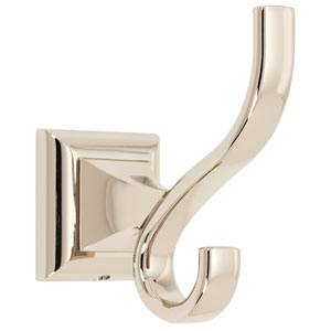 Manhattan Polished Nickel Robe Hook