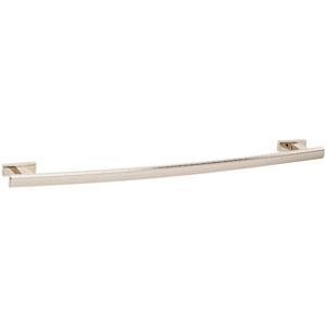 Arch Polished Nickel 18-Inch Towel Bar