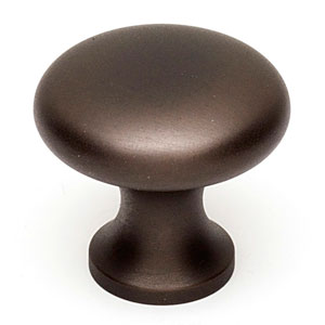Chocolate Bronze 1-Inch Knob