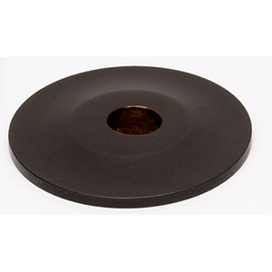 Chocolate Bronze 3/4-Inch Backplate