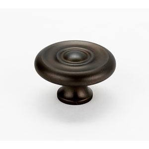Chocolate Bronze 1 1/2-Inch Knob
