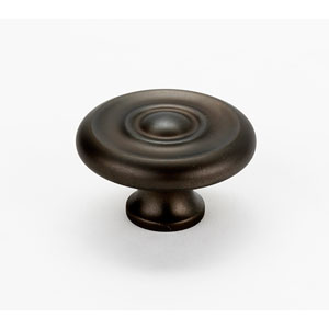 Chocolate Bronze 1 3/4-Inch Knob