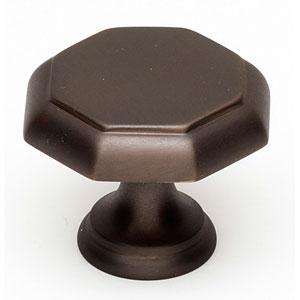 Chocolate Bronze 1 1/4-Inch Knob