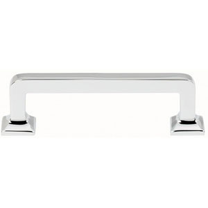 Polished Chrome 3-Inch Pull