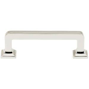Polished Nickel 3-Inch Pull