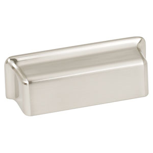 Satin Nickel 3-Inch Cup Pull