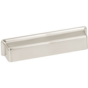 Satin Nickel 5-Inch Cup Pull
