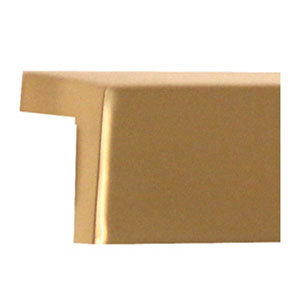Polished Brass 1.5-Inch Tap Pull