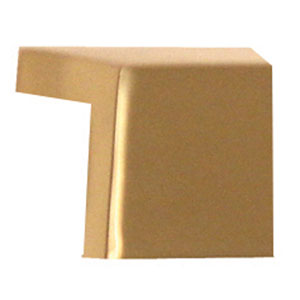 Polished Brass 0.75-Inch Tap Pull