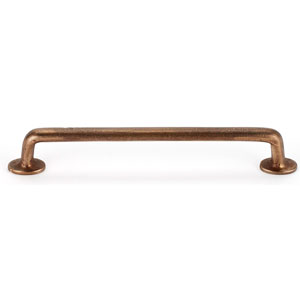 Rust Bronze Brass Appliance Pull-Sierra