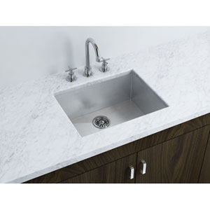 Stainless Steel 23-Inch Undermount Sink