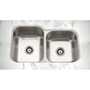 Stainless Steel 31.5 x 20.25 Undermount Sink