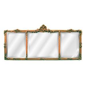 Antique Gold Georgian Mantel Mirror