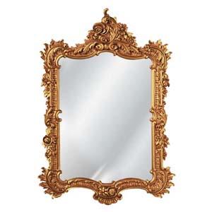 English Flat Mirror
