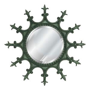Scalloped Beveled Mirror