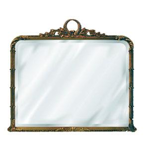 Classical Antique Gold Buffet Mirror